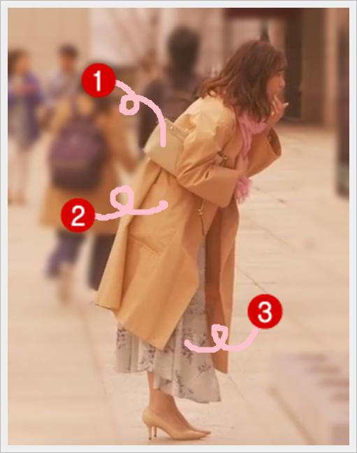 吉高由里子 ドラマ 衣装