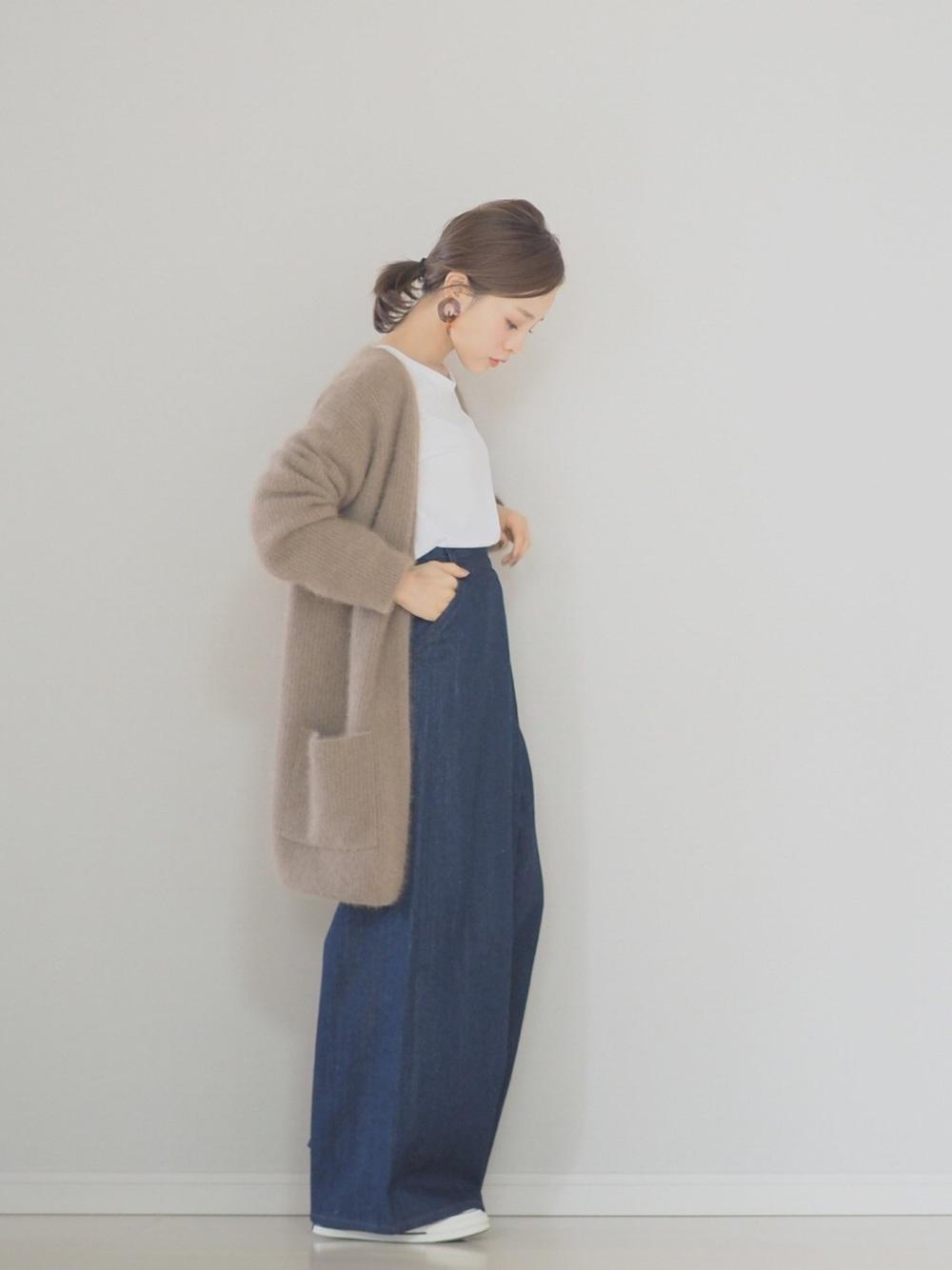40 代 ファッション 小柄