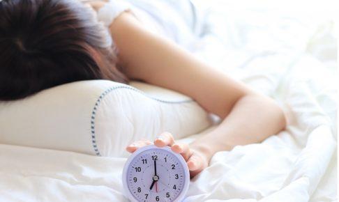 睡眠 不足 肌 老化