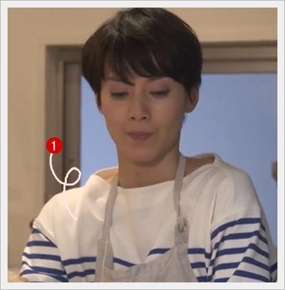 中谷美紀 ドラマ 衣装