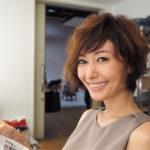 女優田丸麻紀さんの40代とは思えない産後の私服ファッション!