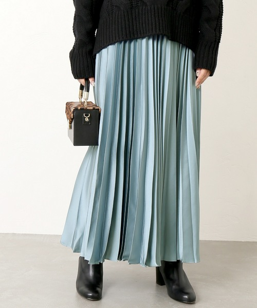 40 代 ファッション スカート 丈